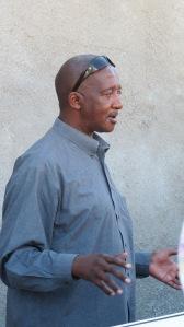 Guide -former inmate