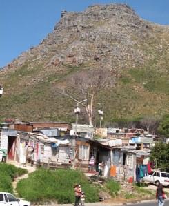 Imi Yethu shantytown