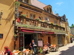 Cafes, Sarlat