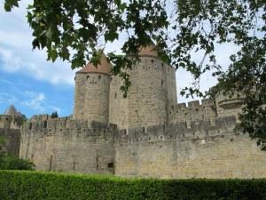 Castle, Carcassone