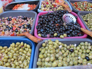 Olives, Arles market