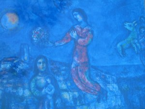 Chagall painting