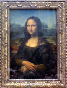 Mona Lisa, The Louvre