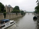 Notre Dam along the Seine