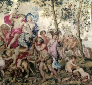 Tapestry, Versailles