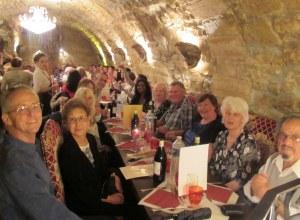 Farewell Dinner, Paris