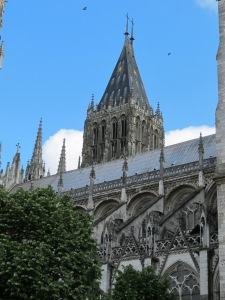 Cathedrale Notre Dame, Rouen