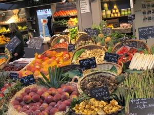 Market, Rouen