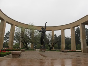 War Memorial, Omaha Beach