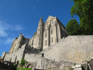 The Abbey, Mont St. Michel