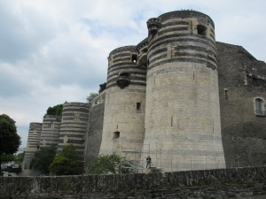 Chateau d'Angers, Angers