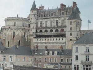 Chateau de Chambord, Amboise