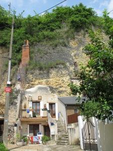 Troglodyte home, Amboise