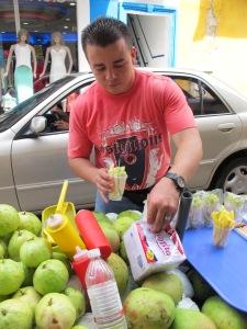 Guava vendor