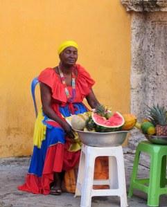 Palenquera-Fruit Queen