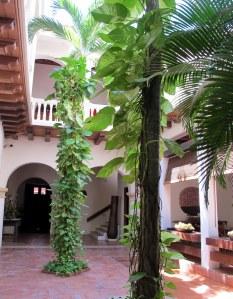 Inside our hotel Quadrafolio
