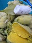Steamed tubers-yuca, sweet potato
