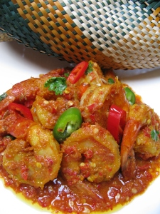Shrimp Sambal